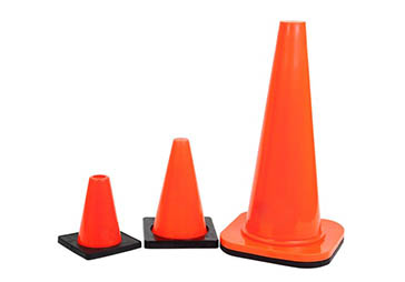 CONE MARKER WEIGHTED